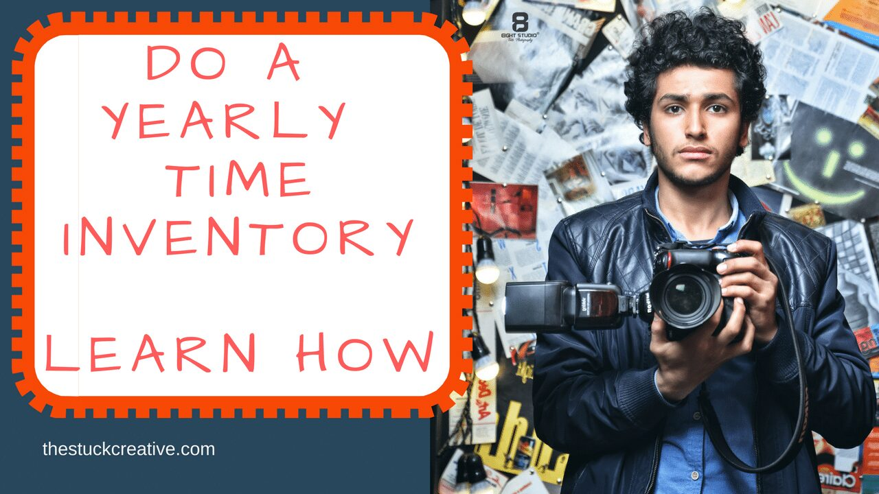 [Video] Get Some Time Back – How to Do a Time Inventory