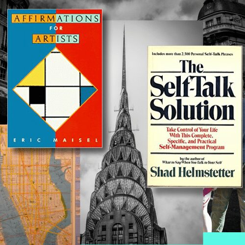 Self-Talk: 2 Books to Get Started