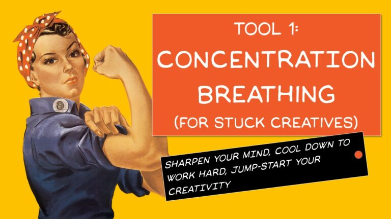 [Video] Concentration Breathing – 3 minutes to a clear head