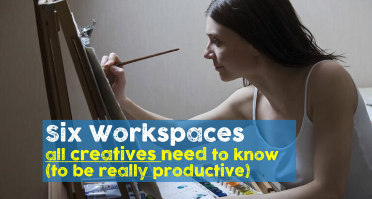[Video] 6 Workspaces All Creatives Need to Know