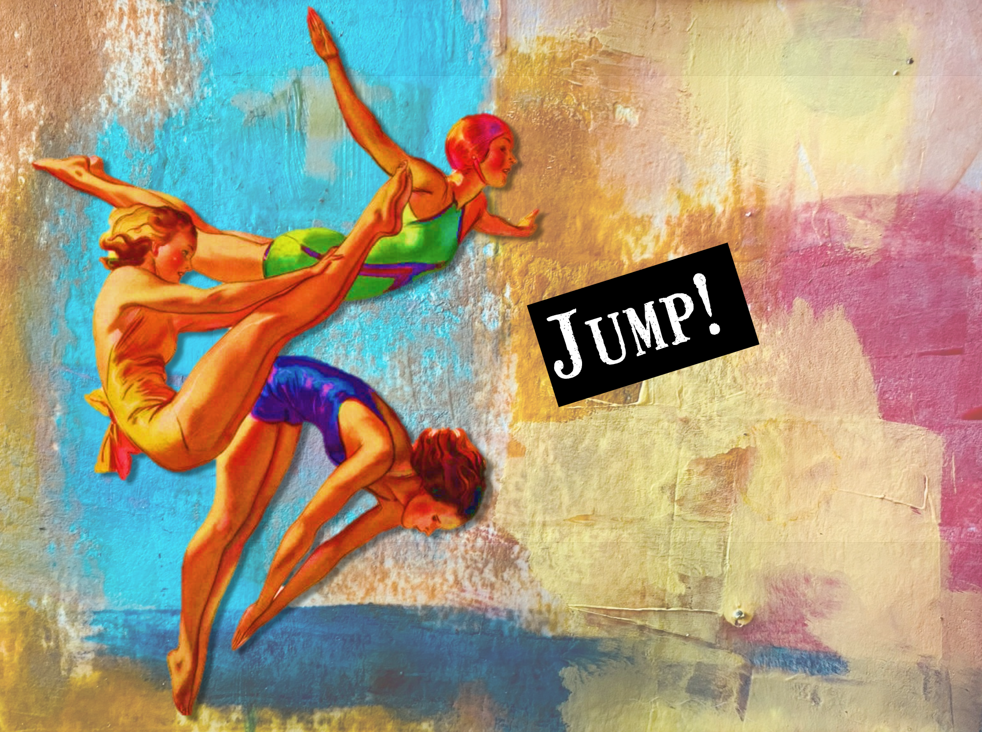 [Video] Jump Fast into your Creative Work and Away From Your Daily Distractions