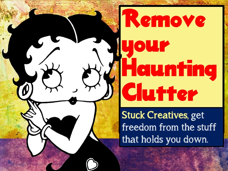 [Video] Remove your Haunting Clutter